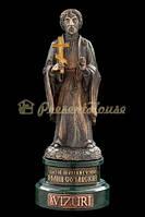 Статуэтка бронзовая Великомученник Иоанн Сочавский