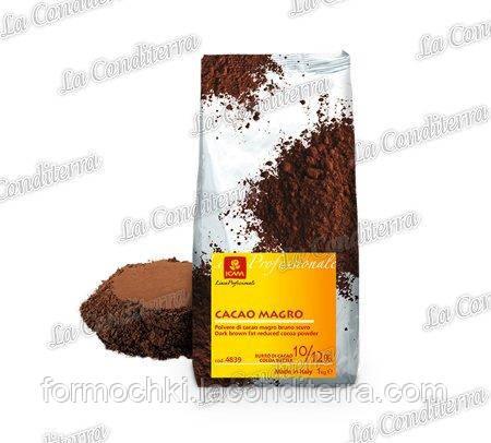 Обезжиренный какао-порошок 10/12% (1 кг)