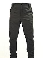 Штаны softshell Melgo черные, фото 1