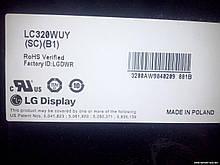 """Матриця для телевізора 42"""" LC420WUY під LG або філіпс"""