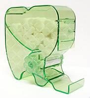 Диспенсер для валиков в форме зуба (зеленый), фото 1