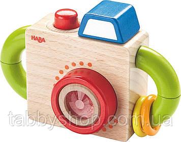 Игрушечная деревянная камера HABA