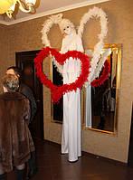 Ходулист на свадьбу день рождения, фото 1