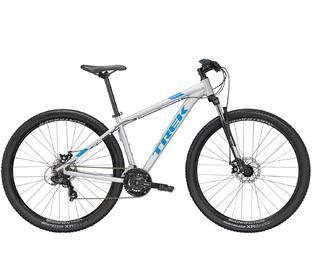 Велосипед Trek-2019 Marlin 4 27.5˝ сріблястий 15.5˝