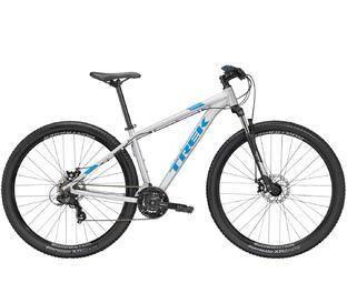 Велосипед Trek-2019 Marlin 4 27.5˝ сріблястий 15.5˝, фото 2