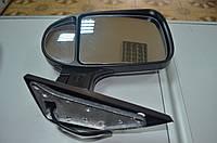 Зеркало боковое 3302 нового образца ГАЗ с поворотником левым