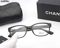 Женская брендовая оправа в стиле Chanel 8011