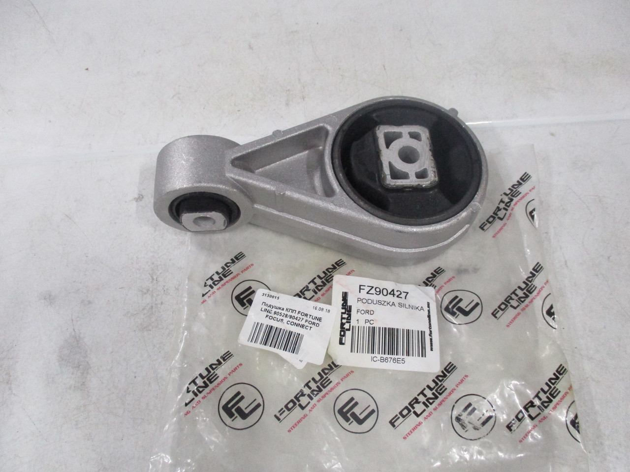 Подушка КПП FORTUNE LINE 90528/90427 FORD FOCUS, CONNECT