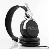 Наушники WESC Banjo Black