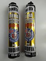 Пена монтажная профессиональная зимняя 875 мл Budfix 708P MEGA 65