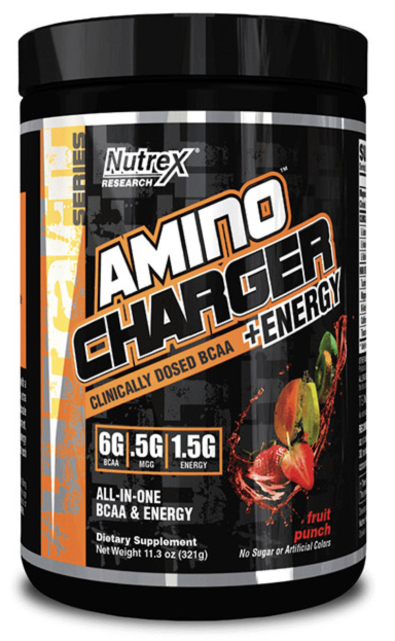 Аминокислоты Nutrex Amino Charger + Energy 321 g