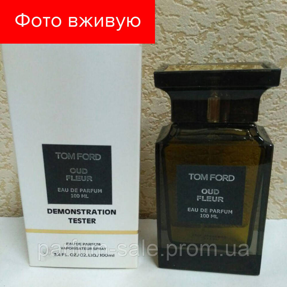 81a82dbfc4 100 ml Tester Tom Ford Oud Fleur. Eau de Parfum