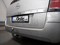 Фаркоп Opel Zafira B 2005-2014 горизонтальный автомат