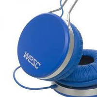 Наушники WESC Banjo Jazz Blue