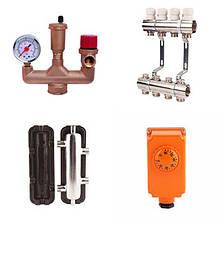 Комплектующие для систем отопления