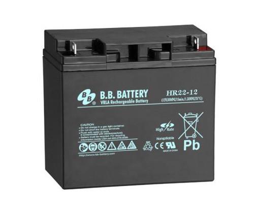 Аккумулятор Bb battery HR22-12/В1
