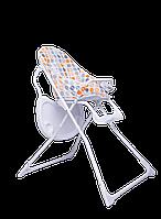 Стул для кормления Smart Bugs Бело-оранжевый (6905614910124)