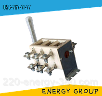 Рубильник ВР32-37-В30250 400А