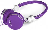 Наушники WESC Banjo Purple Passion