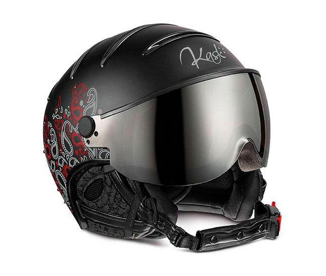 Шлемы KASK ELITE LADY CACHEMIRE BLACK