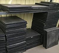 Техпластина МБС. Маслостойкая Резина Толщиной 10-50 мм В Листах