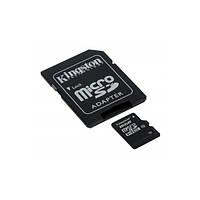 Карта памяти microSDHC Kingston 16 Gb 10class