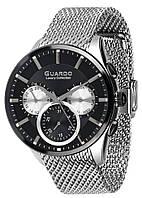 Мужские наручные часы Guardo S02037(m) SB