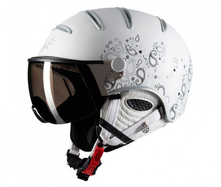 Шлемы KASK ELITE LADY CACHEMIRE WHITE