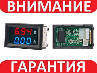 Цифровой вольтметр амперметр DC 0-100В 10А