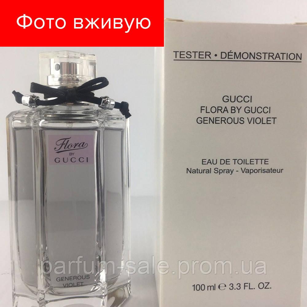100 ml Gucci Flora by Gucci Generous Violet. Eau de Toilette ... 818cc3abfedd9