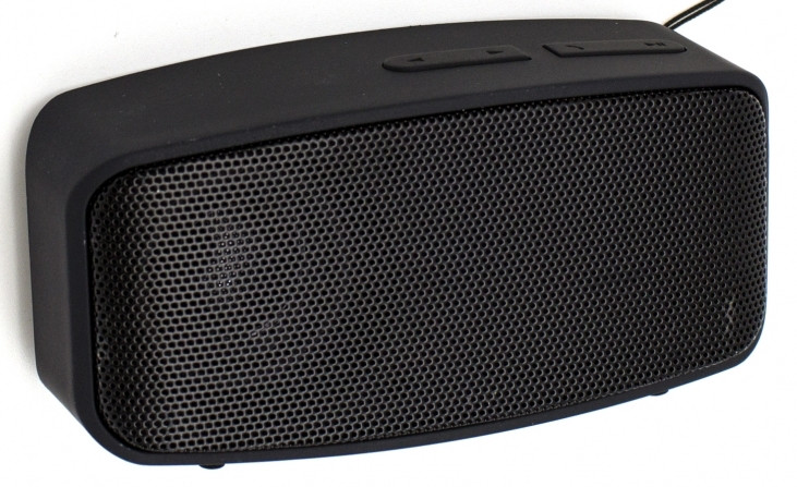 Колонка Bluetooth N10u Black