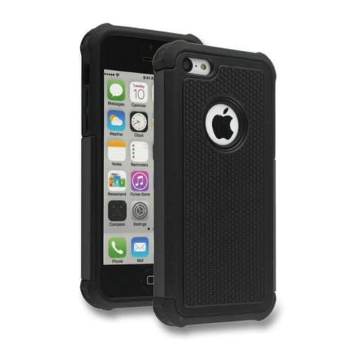 Чохол Silicon Splint для Apple iPhone 4 / iPhone 4s - Black