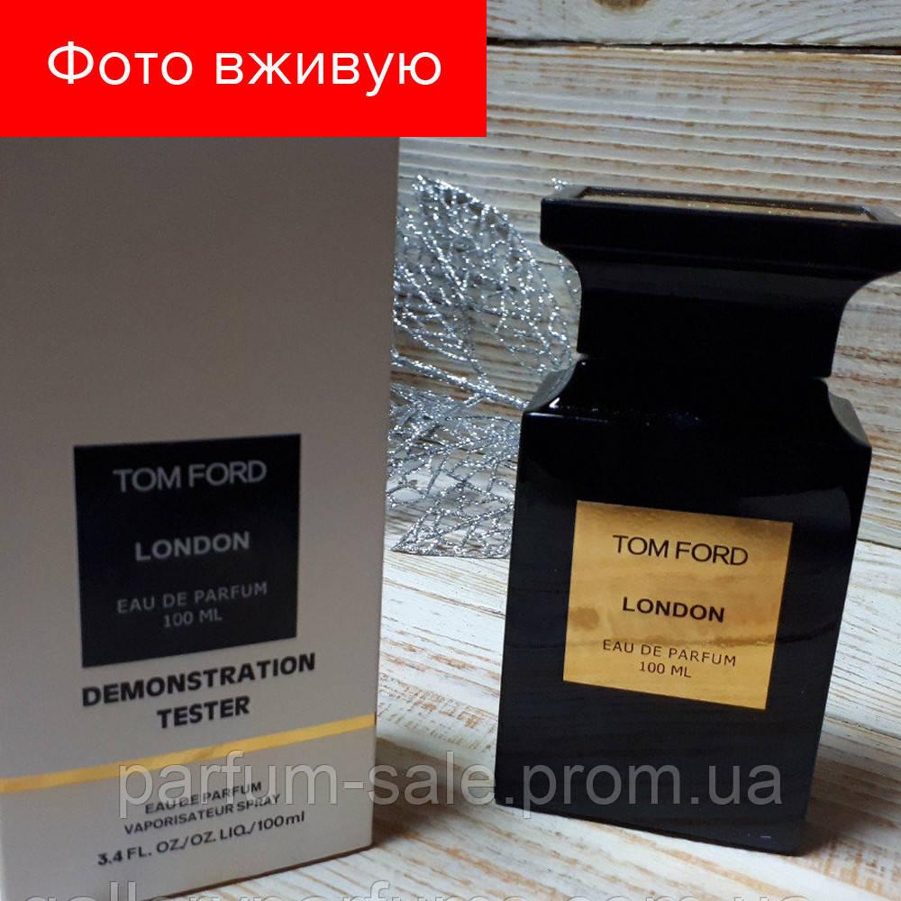 Форд Вода 100 Том LondonEau Парфюмированная Мл Ford ParfumТестер Лондон Tester De Ml Tom dxotsQBChr