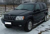 Лобовое стекло Jeep Grand Cherokee 2003