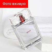 100 ml Dolce & Gabbana D&G The One Sport for Men | Мужская туалетная вода Дольче Габана Спорт 100 мл