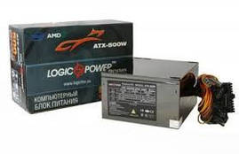 Блок питания ATX LogicPower 400W Fan 120mm,