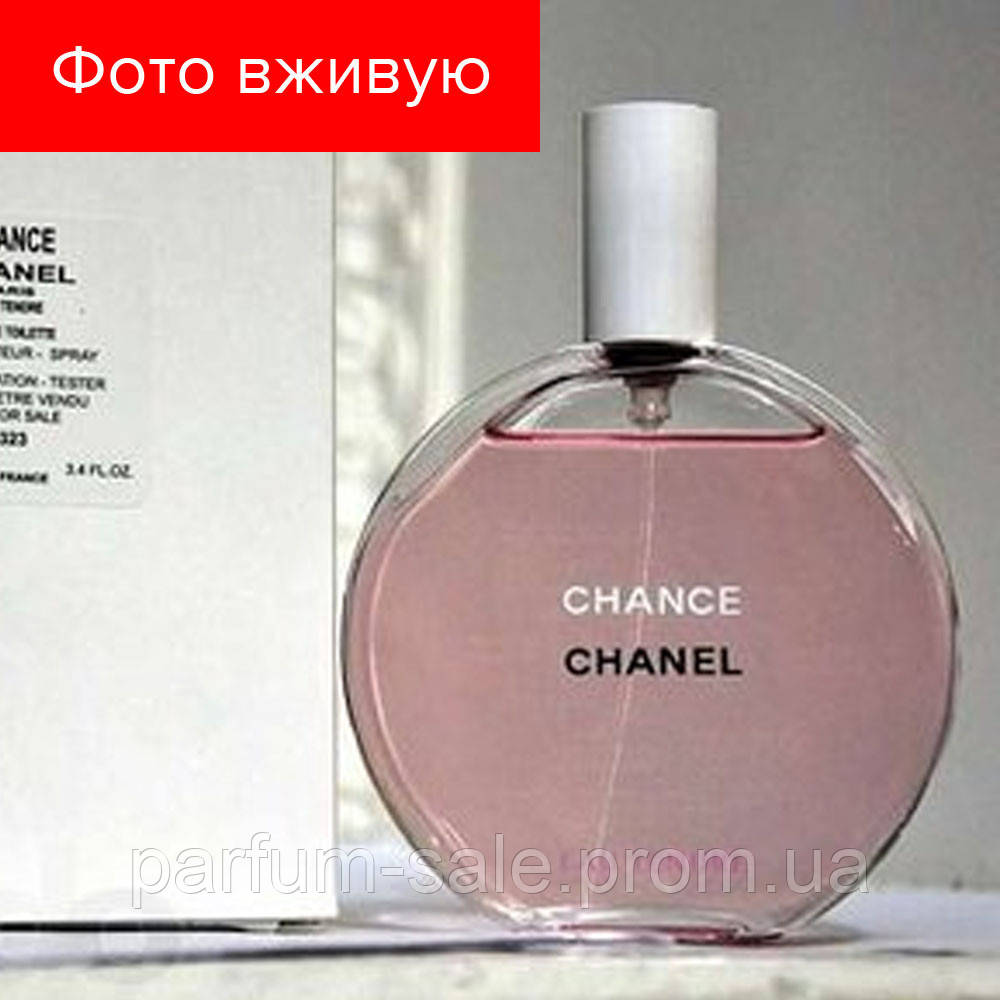 5688eabb8263 Tester Chanel Chance Eau Tendre. Eau de Toilette 100 ml   Тестер туалетная  вода Шанель