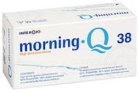 Контактные линзы Morning Q 38 на 3 месяца (квартальные), 1 шт, Interojo