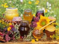 Мед разнотравье 1000г