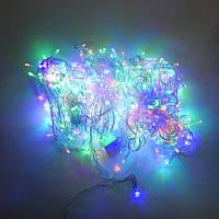 Гирлянда №IC LED 200 M-1 / проз.шнур / 8 функций / 8,4м (арт.8015)