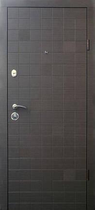 Уличные металлические входные двери Каскад, фото 2