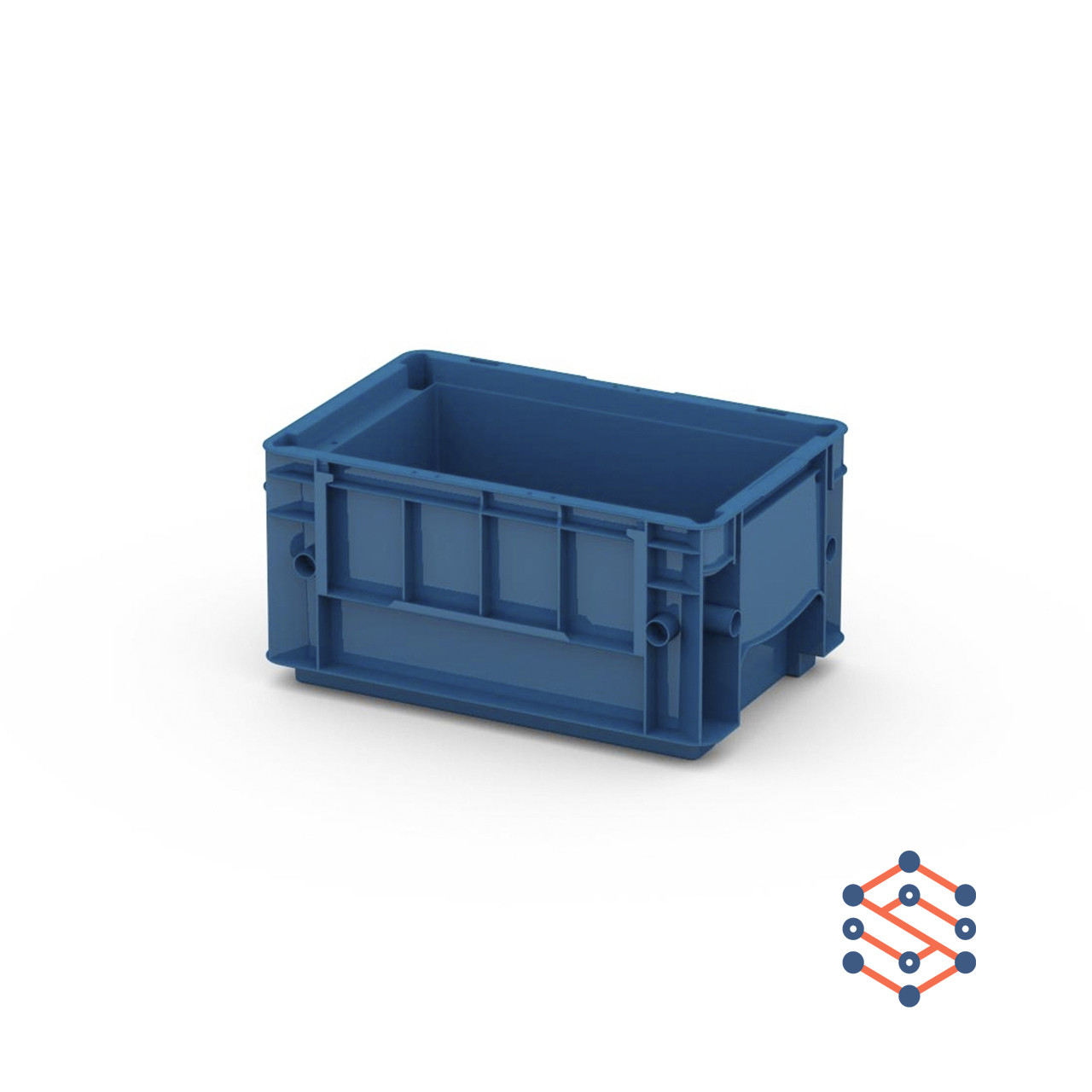 Пластиковый ящик RL-KLT 3147 297х198х147,5 мм