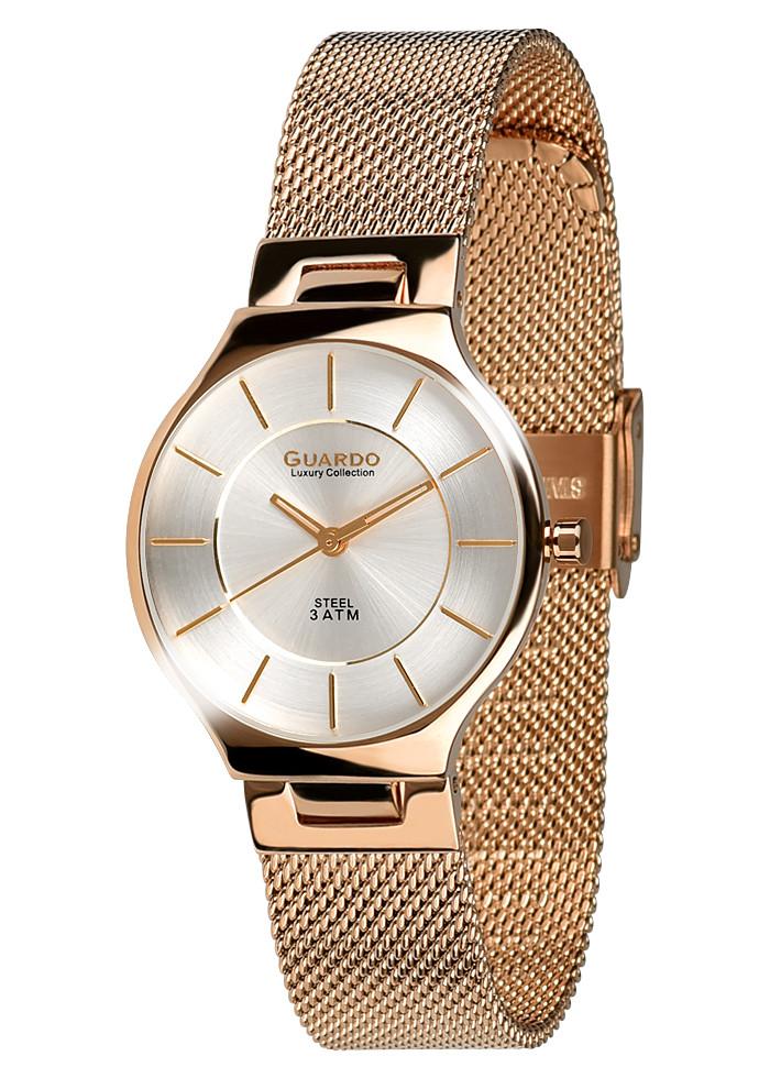 Женские наручные часы Guardo S02073(m) RgW