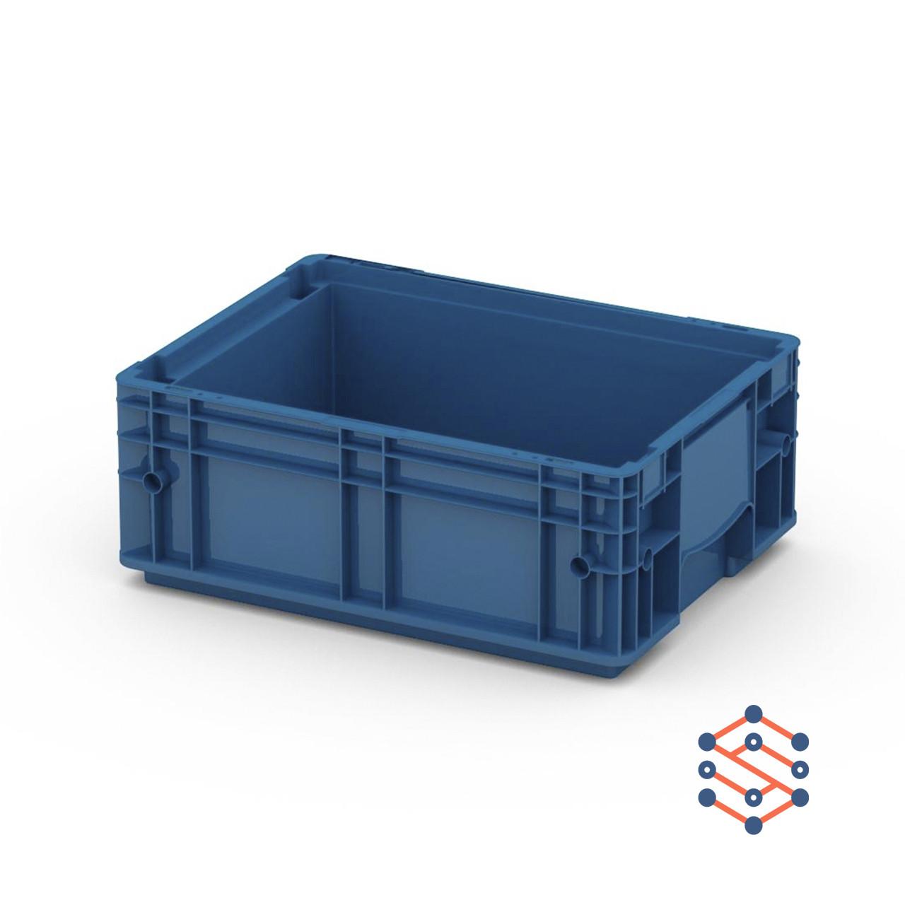 Пластиковый ящик RL-KLT 4147 396х297х147,5 мм