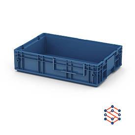 Пластиковый ящик RL-KLT 6147 594х396х147 мм