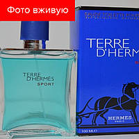 100 ml Hermes Terre D'Hermes Sport. Eau de Toilette | Туалетная вода Гермес Терре Д`Гермес Спорт 100 мл