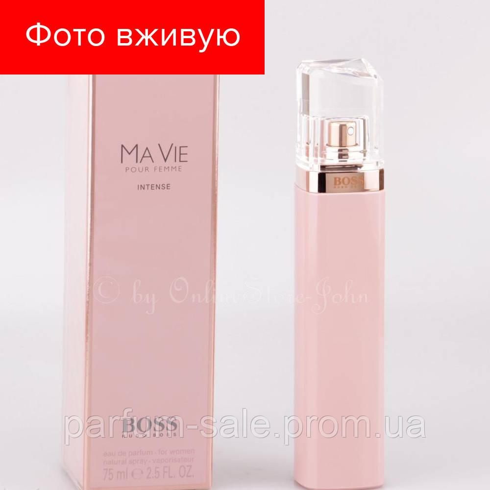 b4b8c9253366 75 Ml Hugo Boss Boss Ma Vie Pour Femme Intense. Eau De Parfum   Хуго ...