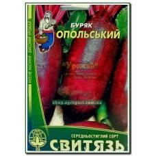 "Семена свекла стол. ""Опольский"", 10г 5 шт. / Уп."