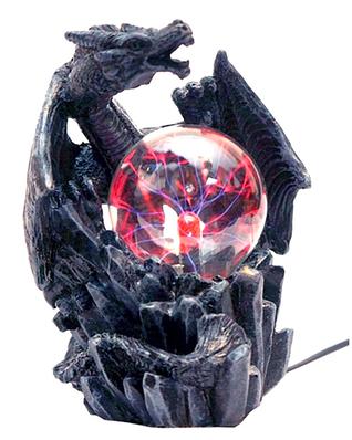 Шар  светильник  ДРАКОН Plasma Light