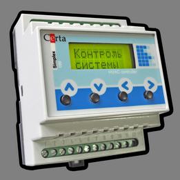 Универсальный программируемый контроллер  Simplex 100F